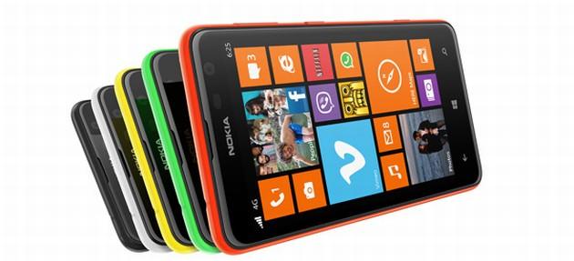 Nokia Lumia 625 smartfon prezentacja