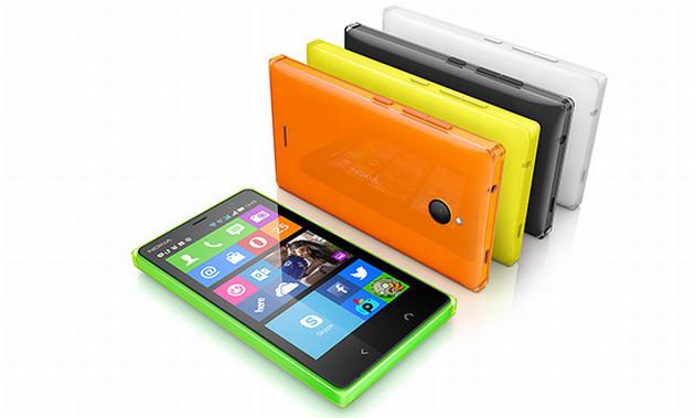 Nokia X2 smartfon