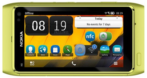 Nokia Belle Symbian Update
