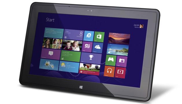 NTT System TN116 tablet
