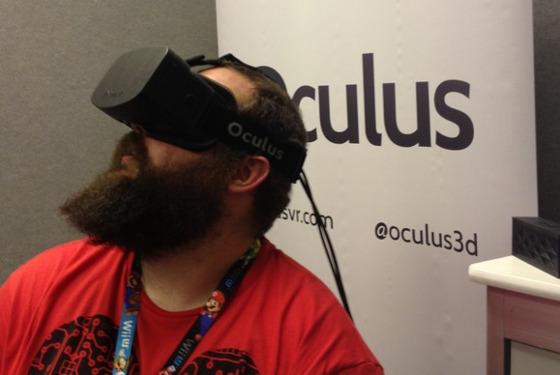 vr oculus rift wygląd test wirtualna rzeczywistość