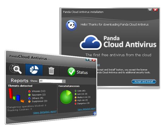 darmowy antywirus do pobrania panda cloud antivirus free
