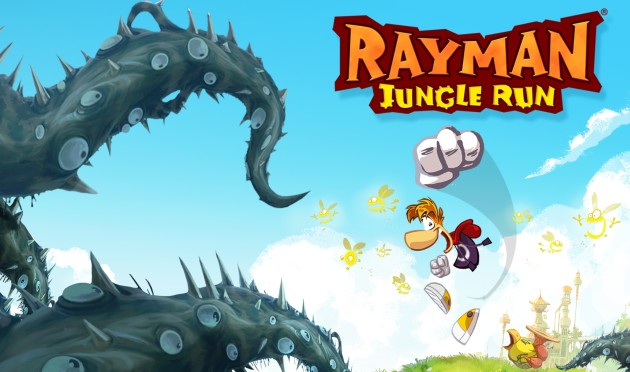 Rayman Jungle Run gra Windows Phone 8