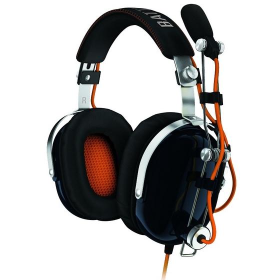 Razer BlackShark słuchawki bok