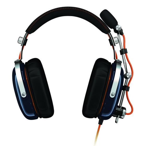 Razer BlackShark słuchawki przód