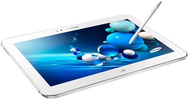 Samsung Ativ Tab 3 tablet wygląd