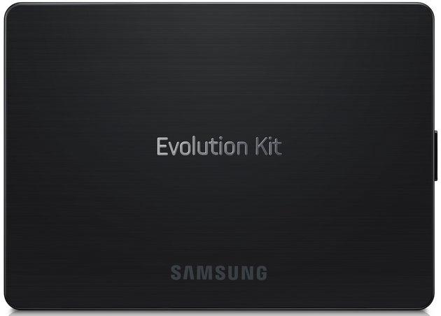 Samsung Evolution Kit wygląd