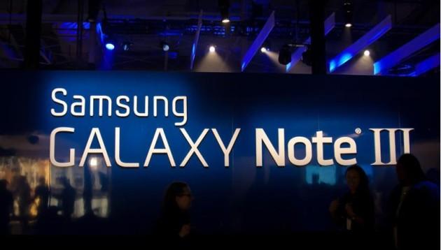Samsung Galaxy Note III smartfon procesor Snapdragon 800