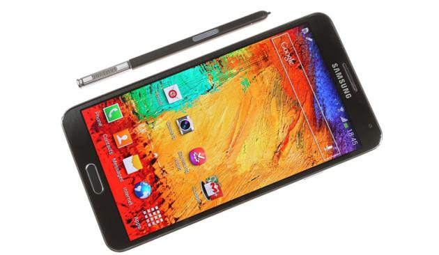 Samsung Galaxy Note III z elastycznym ekranem