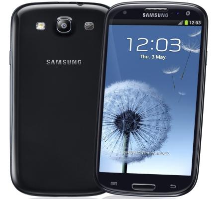 Samsung Galaxy S 3 smartfon szafirowy