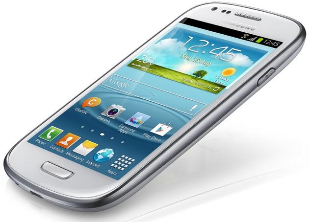 Samsung GALAXY S III mini smartfon