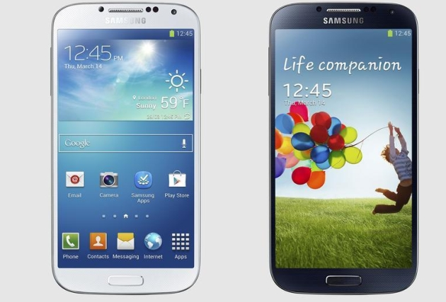 Samsung Galaxy S4 smartfon akcesoria