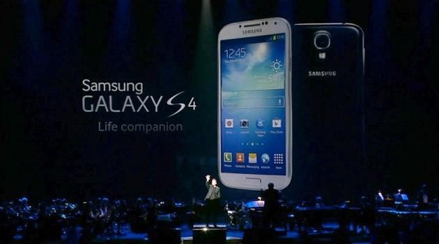 Samsung Galaxy S4 sprzedaż 10 milionów egzemplarzy