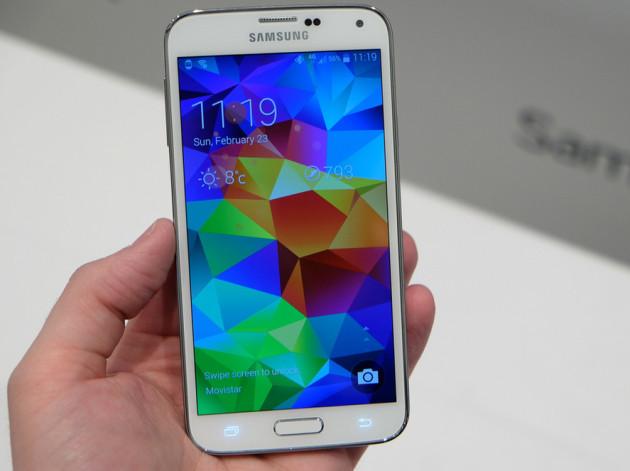 Samsung Galaxy S5 premiera