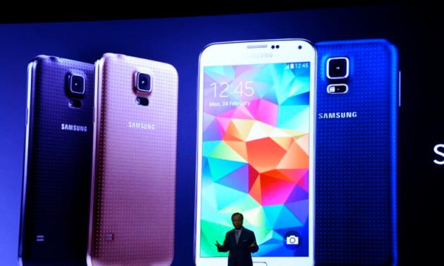Samsung Galaxy S5 smartfon wygląd