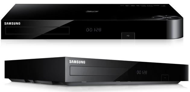 Samsung H8900 Blu-ray przód
