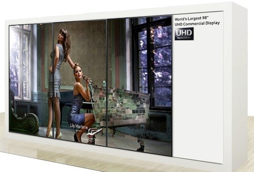 Samsung UHD Wall wygląd
