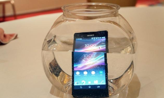 Sony Xperia Z smartfon wodoodporny
