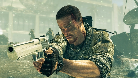 Spec Ops: The Line gra screen bohater