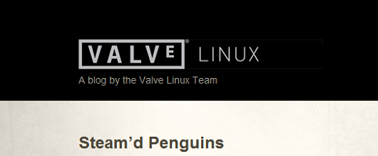 Steam na systemie Linux blog