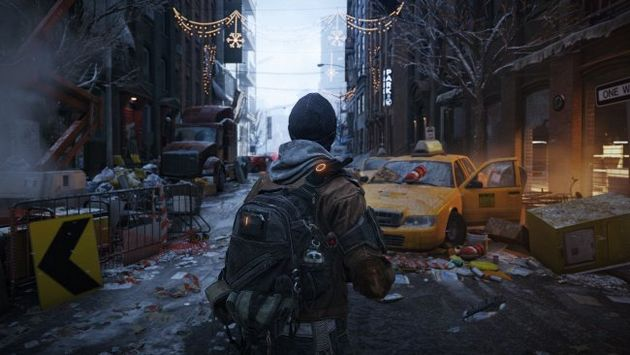 The Division gra bohater