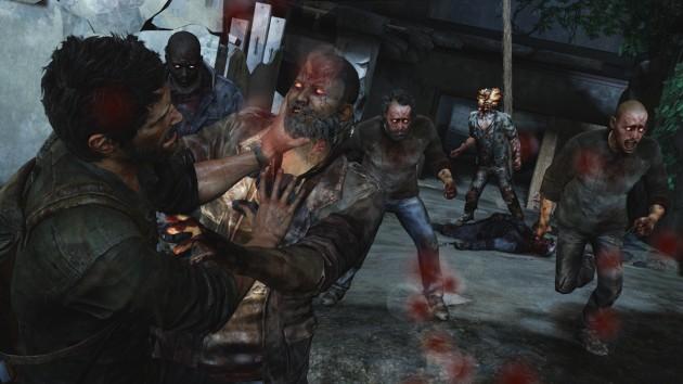 The Last of Us gra wersja europejska
