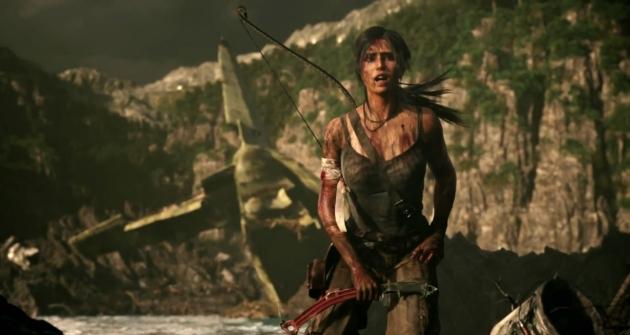 Tomb Raider gra premiera