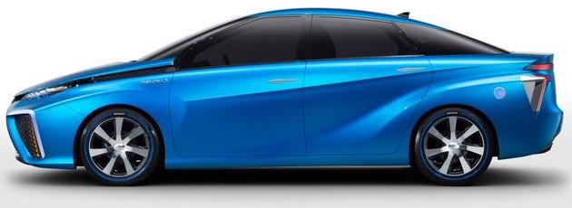 Toyota FCV auto