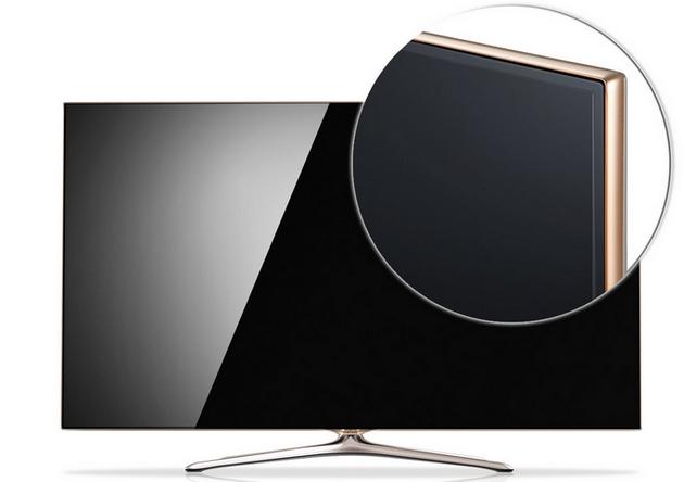 TV rozmiar ma znaczenie ramka