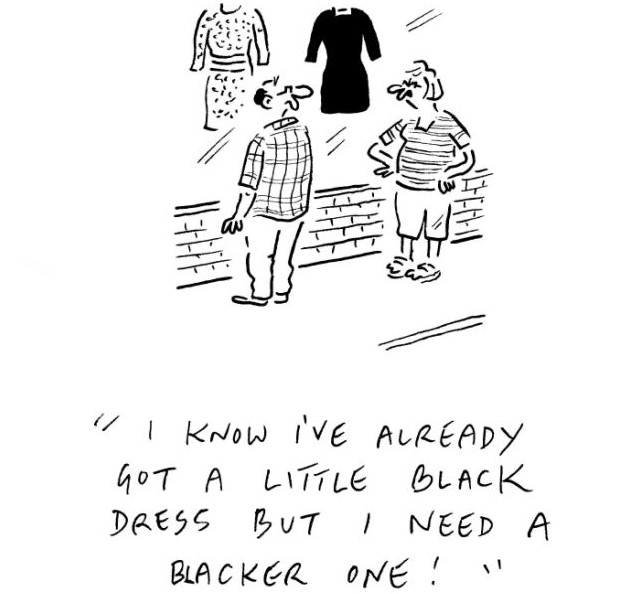 Vantablack komiks