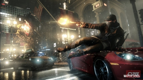 Watch Dogs gra tagi Gamescom 2012