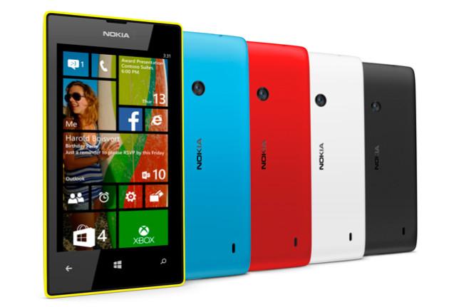 Lumia 520 Windows Phone 8.1