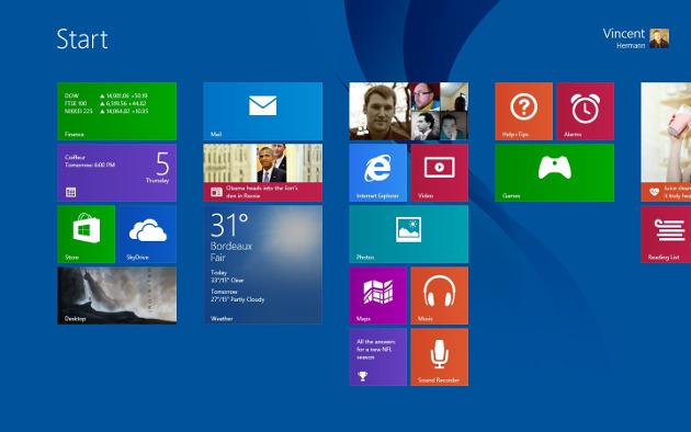 windows 8.1 wygląd