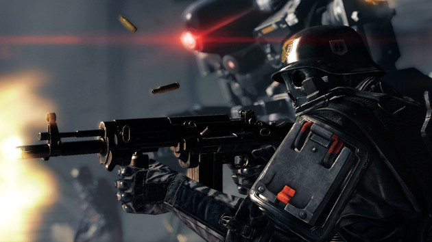 Wolfenstein: The New Order gra gameplay