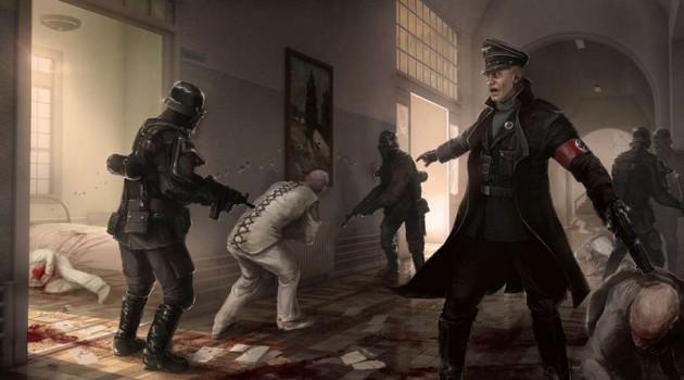 Wolfenstein: The New Order gra