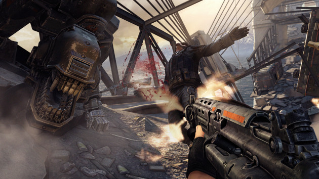 Wolfenstein: The New Order gra wideo