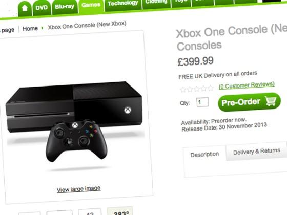 Xbox One konsola cena oferta sklepu