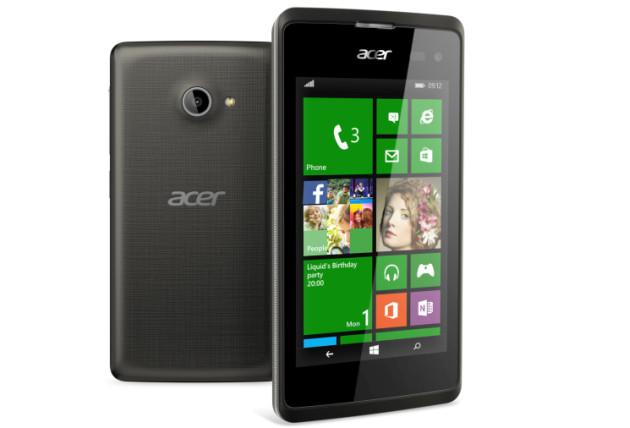 Acer Liquid M220 smartfon