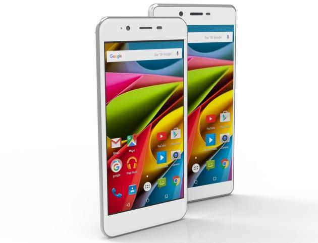 ARCHOS Cobalt smartfony