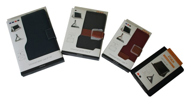 Testowane w redakcji Biznes Benchmark rodzina etui dla tabletów firmy D-Lex