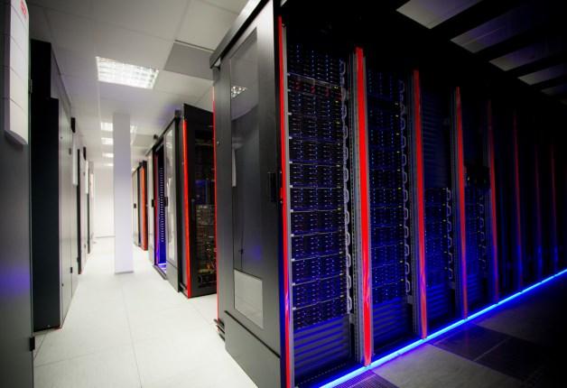 Data Center homecloud.pl [źródło: home.pl]