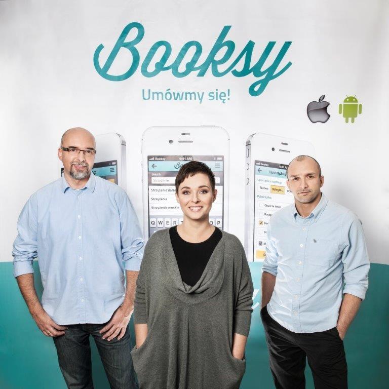 Polski startup Booksy