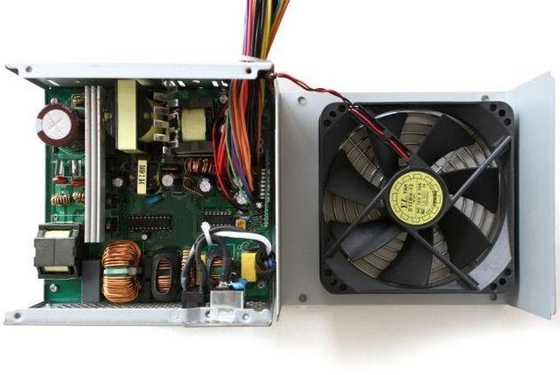 FSP FSP400-60AGTAA zasilacz komputerowy - wnętrze