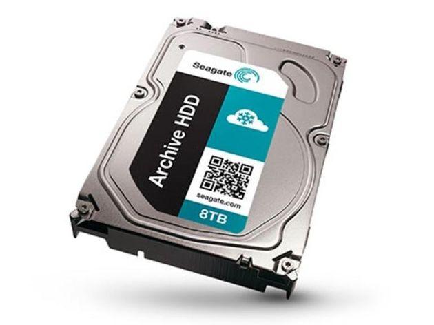 Seagate Archive HDD v2 8TB dysk twardy