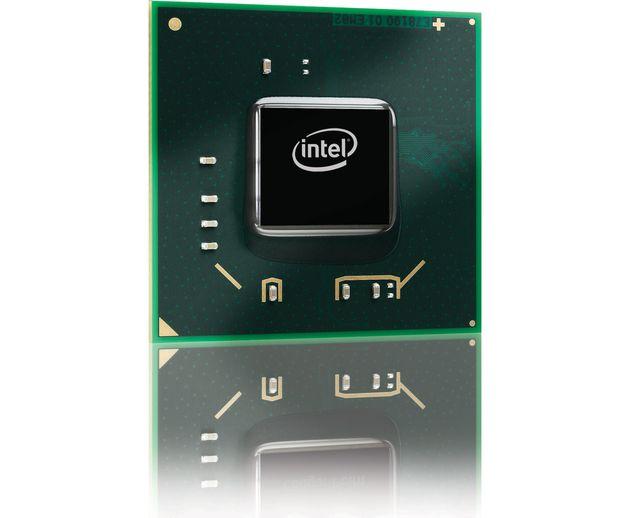 Intel chipset 100