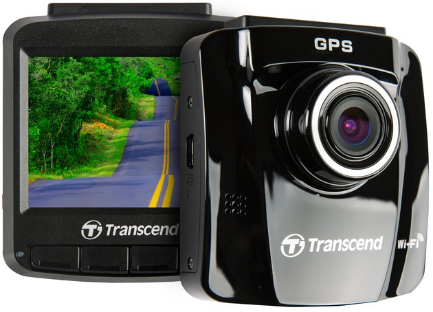 Transcend DrivePro 220 wygląd