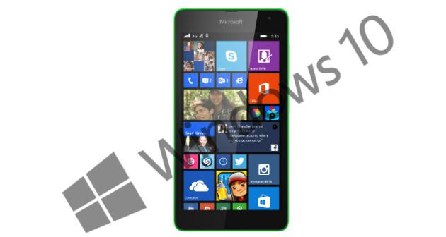 Windows 10 nie zadebiutuje tego lata na smartfonach