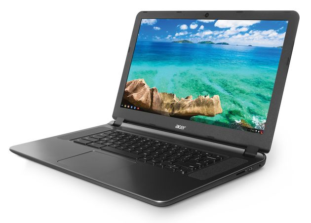 Acer Chromebook 15 laptop