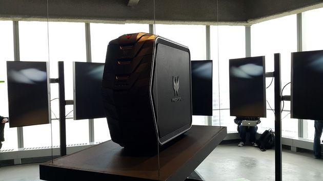 Acer Predator Z35 komputer