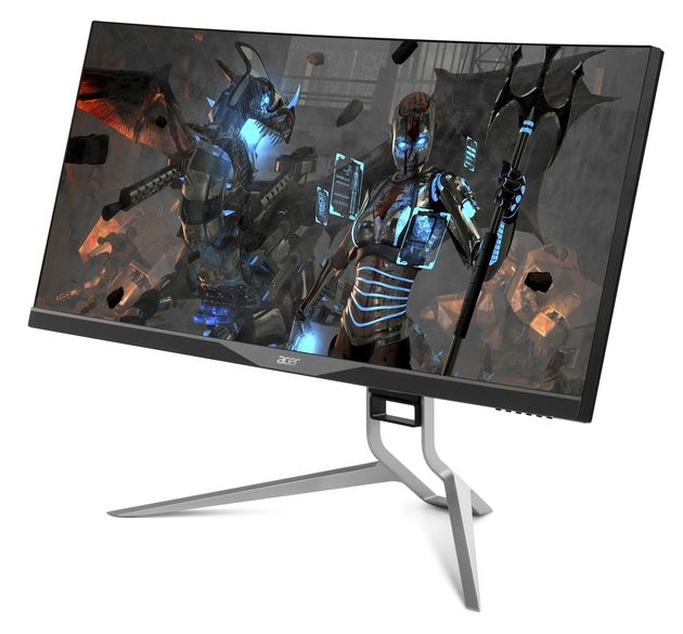 Acer XR341CKA monitor